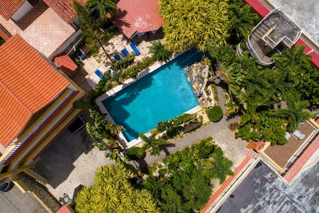 Tropical Garden-EXCLUSIVE APARTAMENT Couples