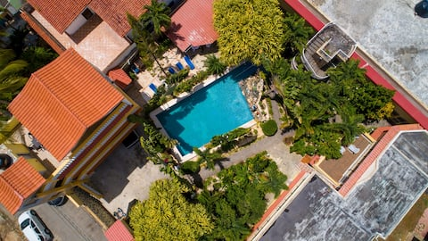 Tropical Garden-EXCLUSIVE APARTAMENT Couples (16)