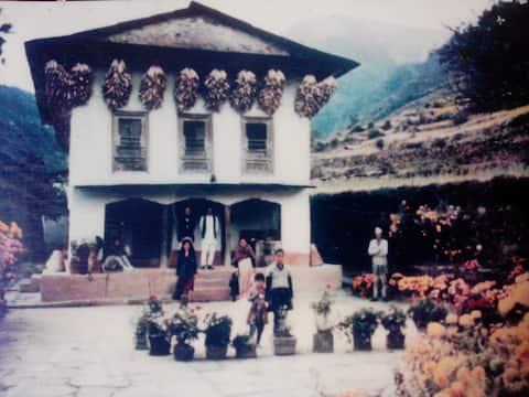 Gyalbashing House