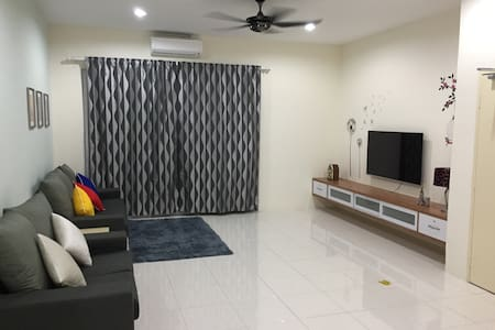 Kt Cozy Lodge (Home Stay) ~ Fresh Air登嘉楼小阁 - Kuala Terengganu - Condominium