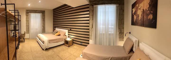 B&B Casa Kbirr Guest House quadruple room