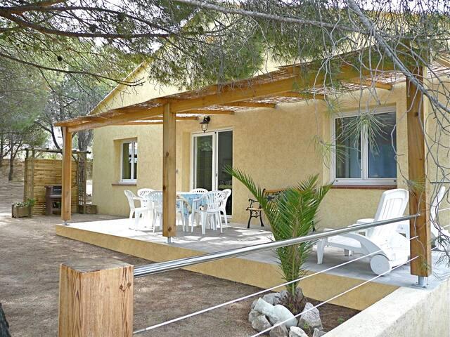 Villa Campagnola - Calvi - Hus
