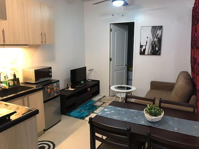 1-Bedroom The Courtyards at Brookridge Cebu City