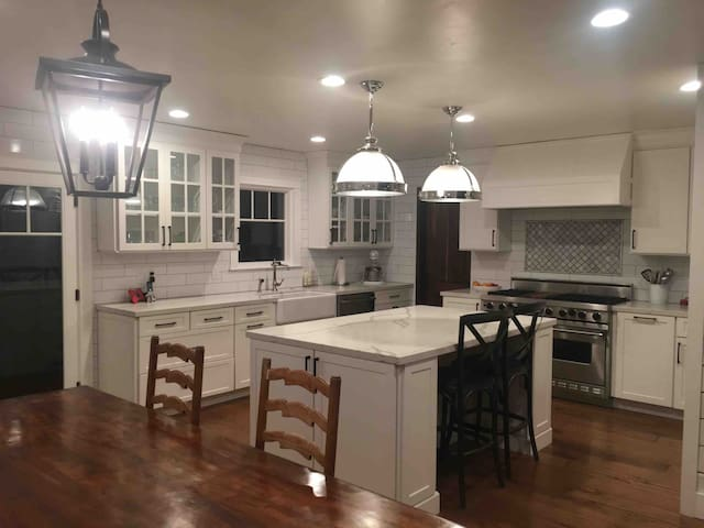 Newly remodeled Monterey Penninsula home