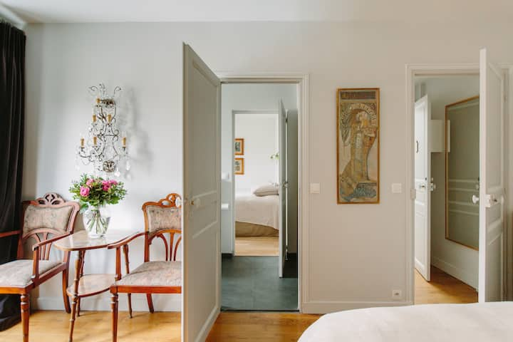 Suite Peony - 2 bedrooms - Centre of Paris