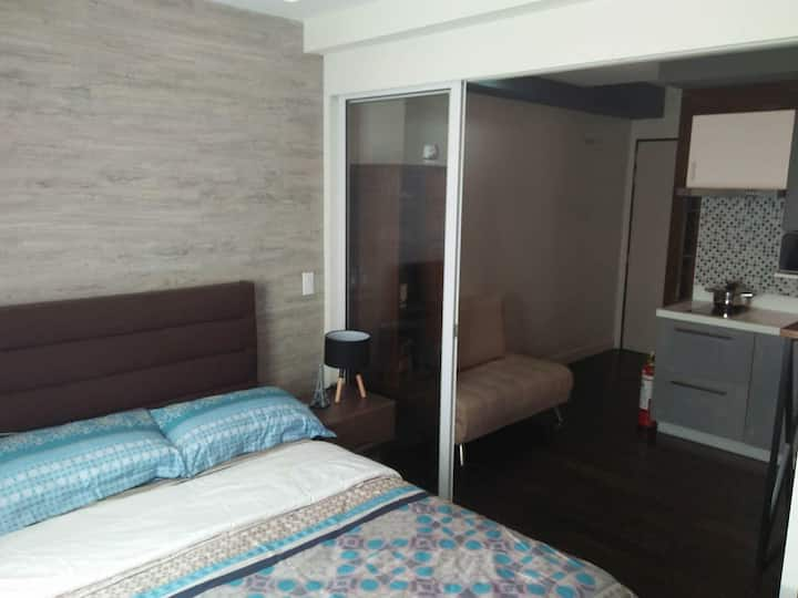 New Studio Suite near Rockwell,Makati CBD,BGC