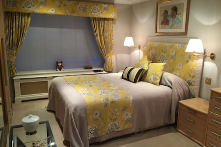 Ensuite luxury by Manchestr Airport - Manchester - Rumah