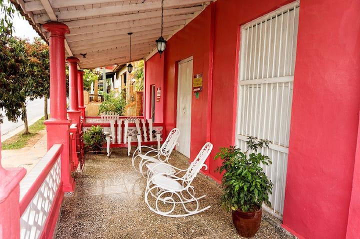 """Casa colonial """"Dany y Carlos"""" room 2"""