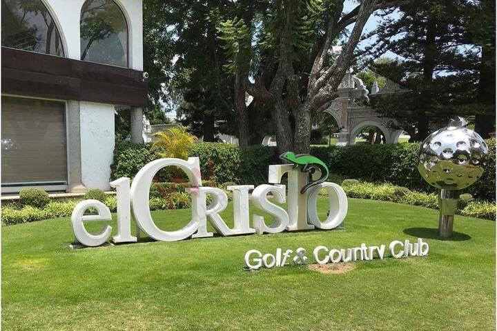 Experiencia Golf El Cristo Atlixco Puebla