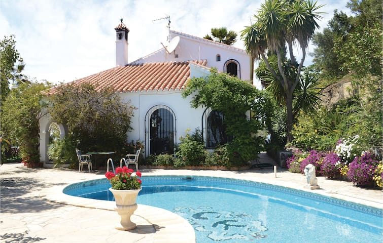 Holiday cottage with 1 room on 61m² in Algarrobo