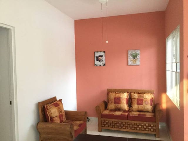 CONFORTABLE AND PRIVATE APARTMENT - Villahermosa - Ortak mülk