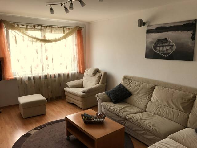 3-Rooms Apartment near Messe Düsseldorf/Essen - Duisburg - Apartment