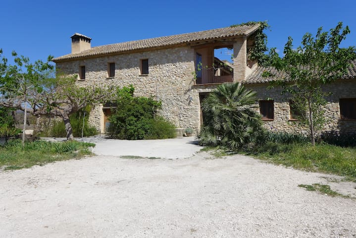 ALTILLO. Habitac-4 CasaRural H.Pere - Quatretonda - บ้าน