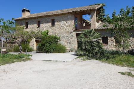 ALTILLO. Habitac-4 CasaRural H.Pere - Quatretonda - Casa