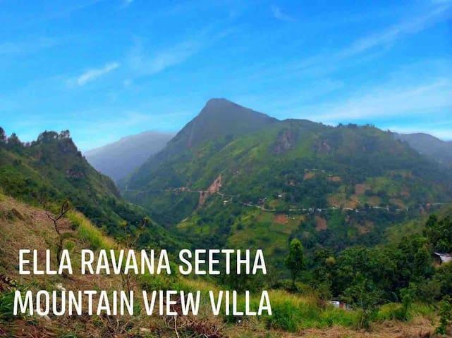 Ella Ravana Seetha Mountain View Villa