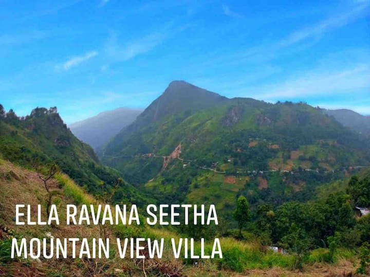 Ella Ravana Seetha Mountain View Villa