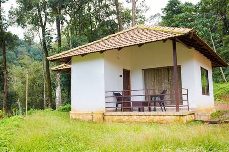 Bettathur, Coorg COTTAGE NO 4 @  The Nest....