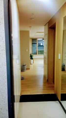 서면5분신축25평아파트집전체#부암역#Seomyeon(5min) - Busanjin-gu - Apartamento
