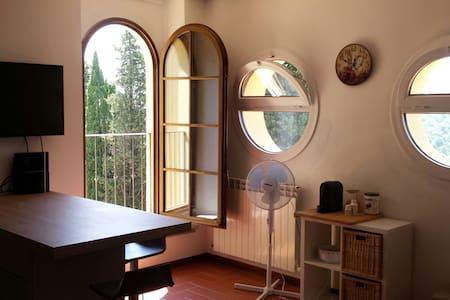 Monolocale in vecchio monastero - Figline Valdarno - 公寓