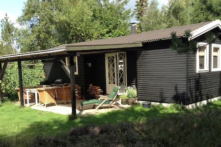 Charming little summer house  50 m2 - Højby