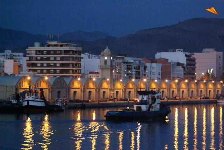 Apartamento Basico Entre Playa y Puerto De Gandia - Gandia - Daire