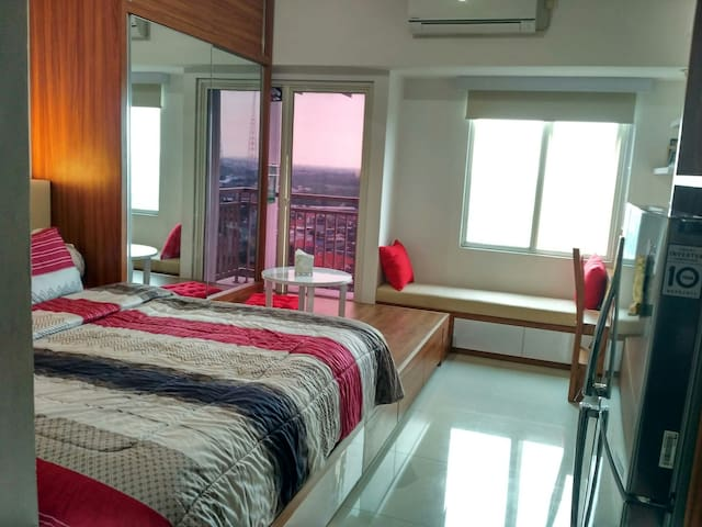 Cozy Room, Attached to Pakuwon Mall - Surabaya - Apartment