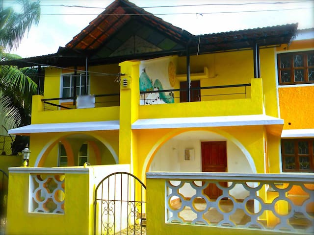 Luxury 2BHK AC Villa in Porvorim North goa.