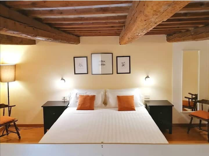 Loft 108 in the old town centre  of Macerata