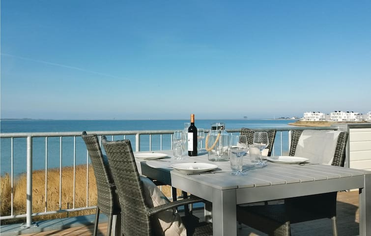Holiday apartment with 2 bedrooms on 97 m² in OstseeResort Olpenitz