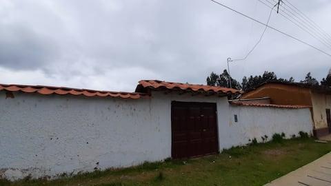 Casa de campo en Celendin.