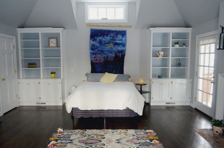 Lovely guest studio close to Lenox - Pittsfield - Casa de huéspedes