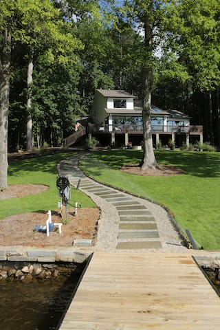 Lake Oconee Modern Masterpiece for Masters Week