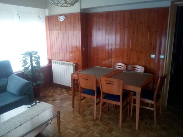 Piso en Pirineos Aragones - Sabiñánigo - Apartament