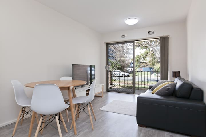 Great South Perth Location with Reserved Parking