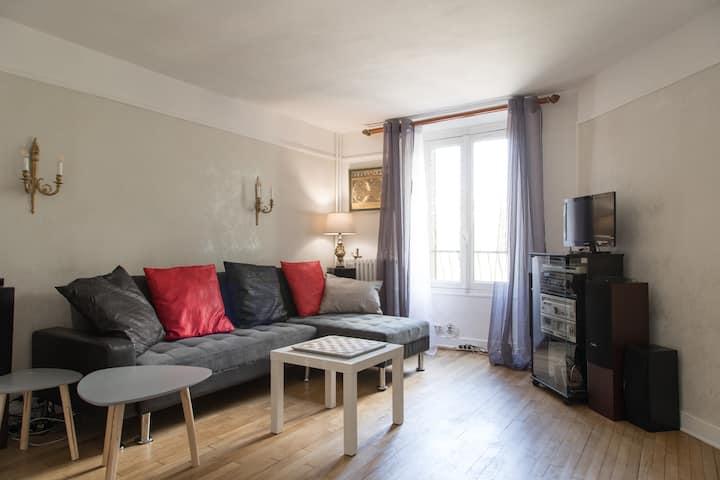 Maison ancienne charme atypique  Proche Paris