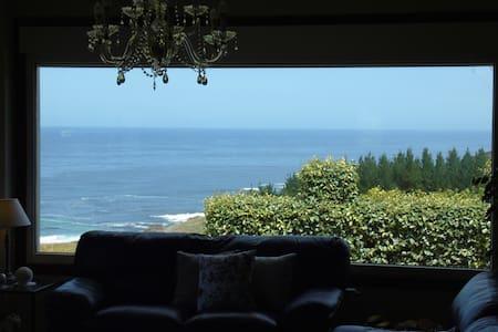 casa con preciosas vistas al atlántico - Leira
