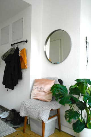 Kl. Apartment im Komponistenviertel - Hamburg - Flat