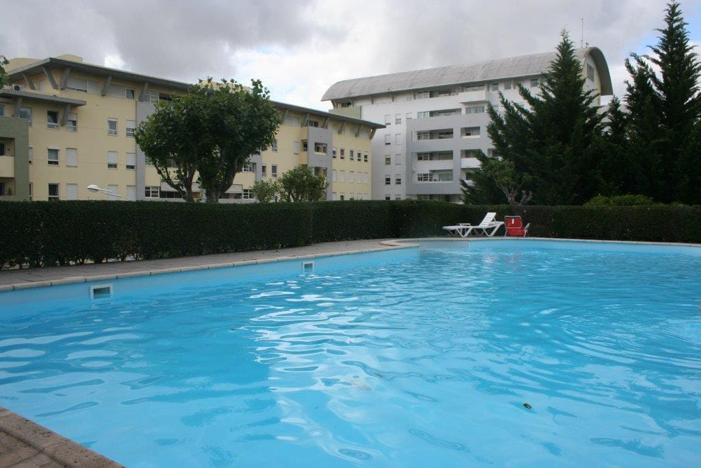 In Lisbon Cozy With Pool And Central Apartments For