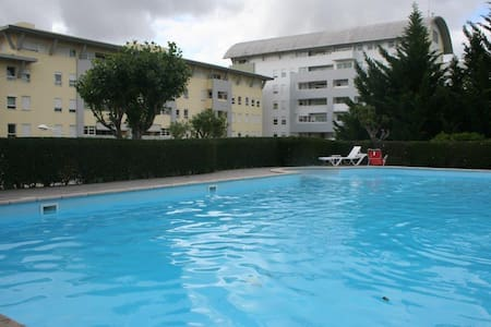 In Lisbon, cozy with pool and central - Lisboa - Wohnung