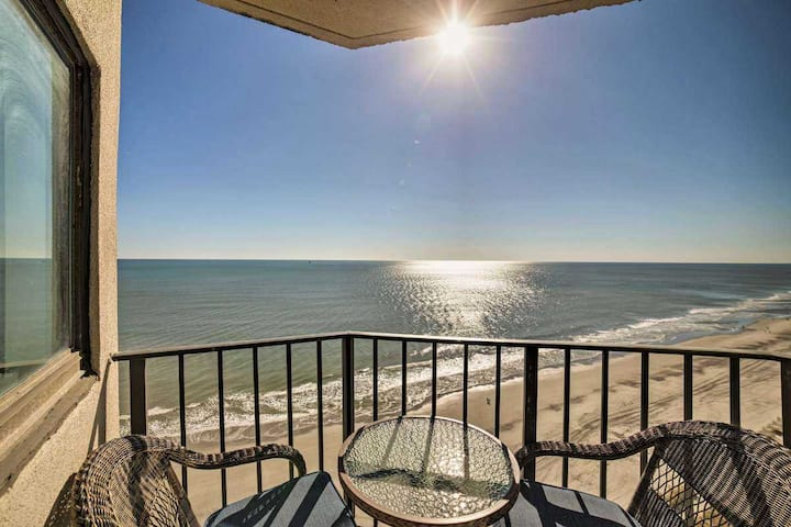 Angle Oceanfront Studio Suite~Palace 1803
