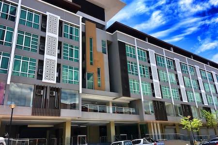 Staycity@kota baharu city point - Кота-Бару