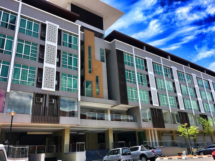 Staycity@kota baharu city point