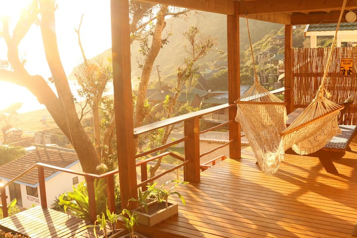 Bamboo Room Beach House