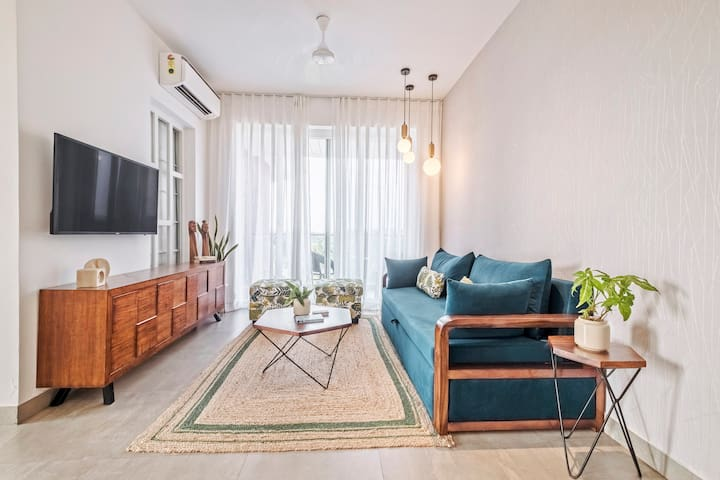 Enjoy the lovely apartment where you will find everything you need to have the best experience imaginable.