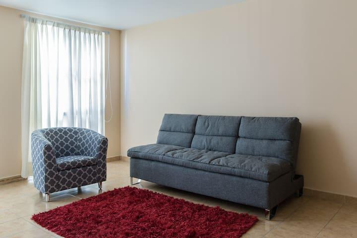 Ideal para familias y grupos pequeñ - Ciudad de México - Apartment
