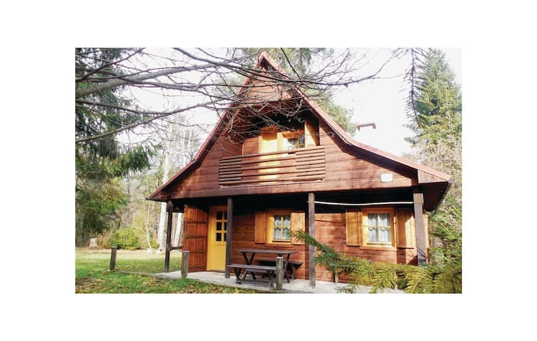 Holiday cottage with 2 bedrooms on 35m² in Smizany