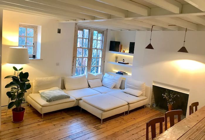 Cosy double bedroom in the heart of Shoreditch