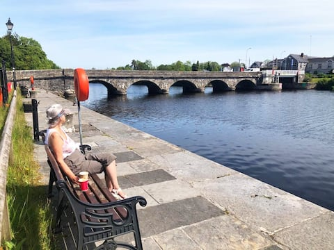Home on the River Shannon