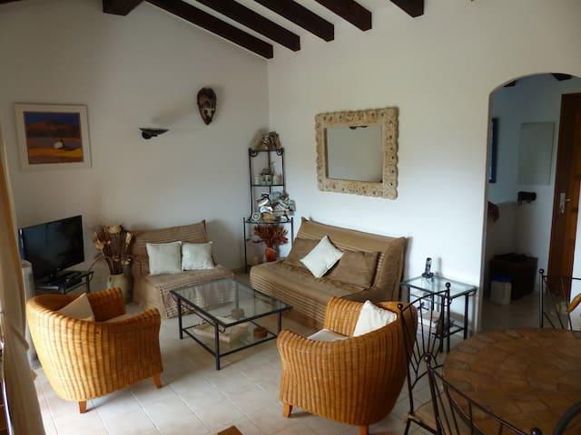 Location mini villa Santa Giulia - ポルトヴェッキオ - 一軒家