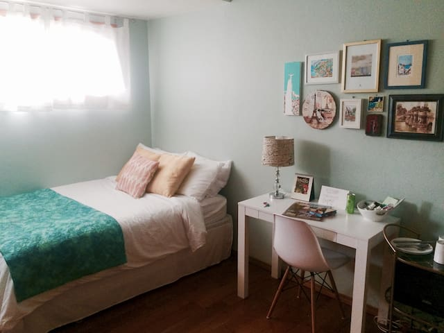 Cozy + Bright Room w/ Private Bath - Arcata - House
